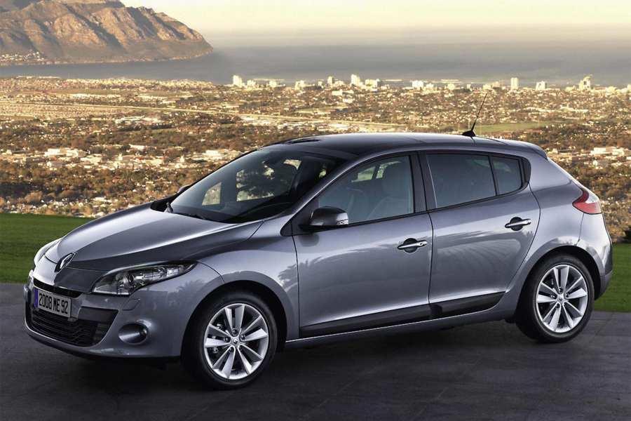 Autó bérlés Renault Megane