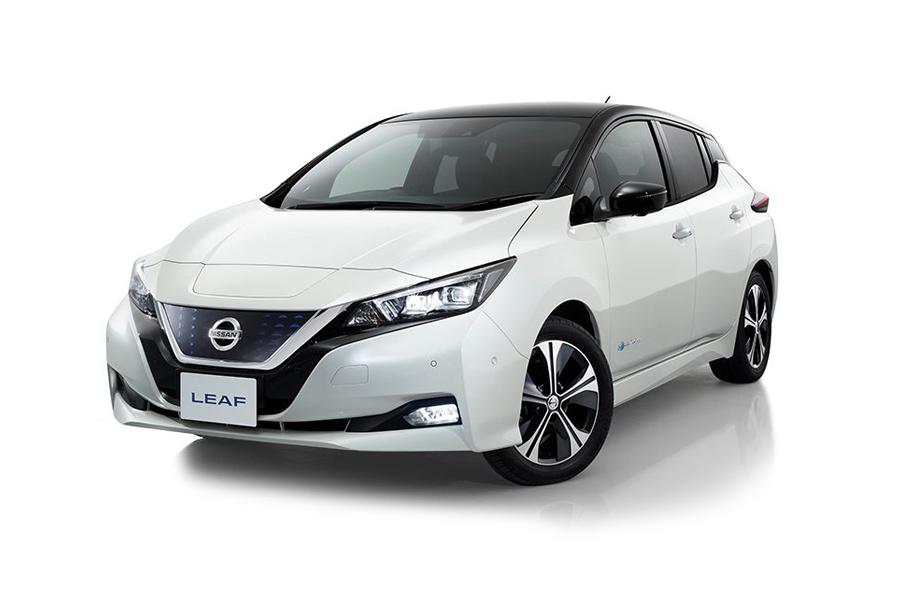 Autólízing Nissan Leaf