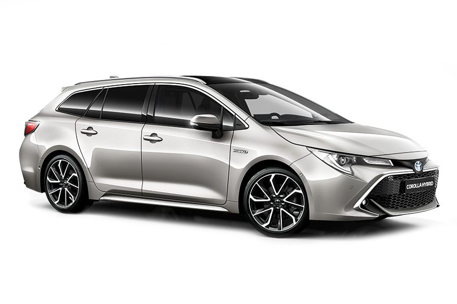 Autólízing Toyota Corolla Hybrid